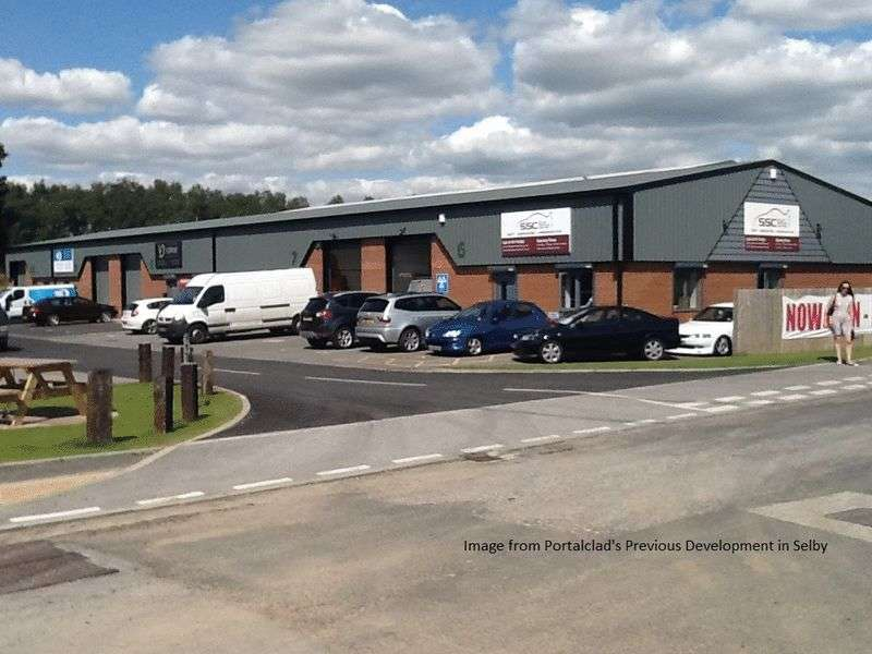 Property for sale in NEW DEVELOPMENT, Hopper Hill Road, Eastfield Industrial Estate, Scarborough