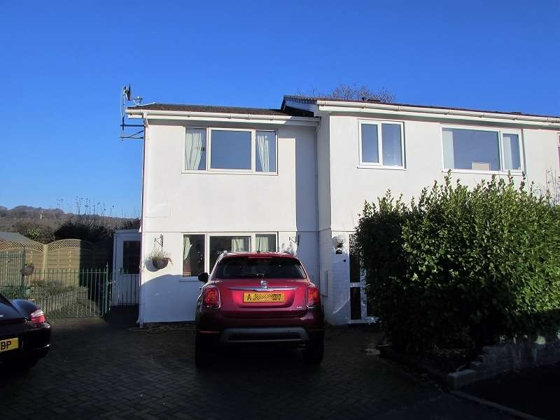 5 Bedrooms Semi Detached House for sale in Gelliaur , Pencoed, Bridgend. CF35 6JQ