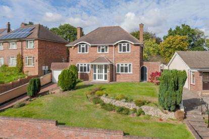 4 Bedrooms Detached House for sale in Blacketts Wood Drive, Chorleywood, Rickmansworth, Hertfordshire