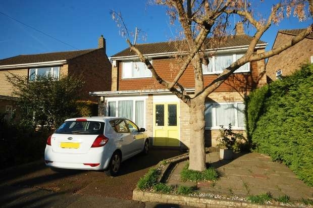 4 Bedrooms Detached House for sale in Albury Close, Hampton