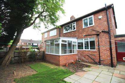 3 Bedrooms Semi Detached House for sale in Covell Road, Poynton, Stockport, Cheshire