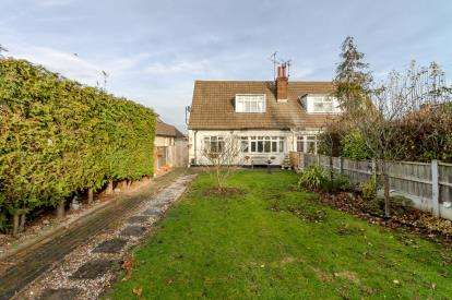 4 Bedrooms Semi Detached House for sale in Leigh-On-Sea, Essex, United Kingdom
