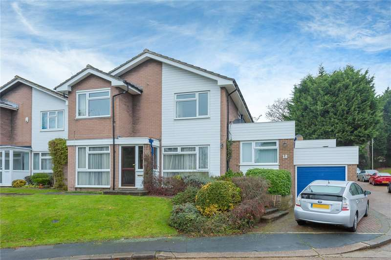 4 Bedrooms Detached House for sale in Culverlands Close, Stanmore, HA7