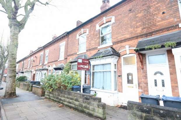 3 Bedrooms Terraced House for sale in Somerset Road, Handsworth, B20