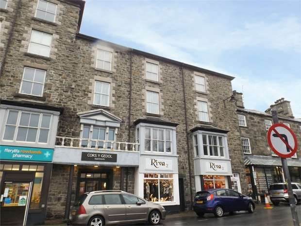 2 Bedrooms Flat for sale in High Street, Barmouth, Gwynedd