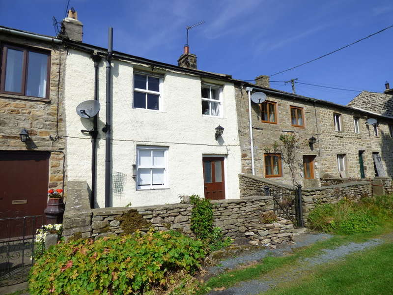 2 Bedrooms Cottage House for sale in 4 The Row, Horsehouse, Coverdale