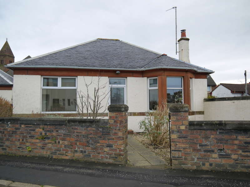 2 Bedrooms Detached Bungalow for sale in Midton Road, Prestwick, KA9