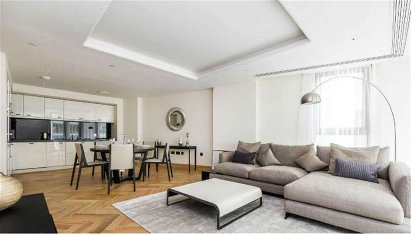 3 Bedrooms Property for sale in Abell House, Westminster, London, SW1P