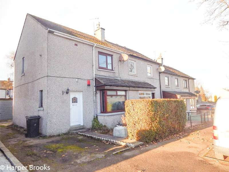 2 Bedrooms End Of Terrace House for sale in Springhill Road, Aberdeen, Aberdeenshire, AB16