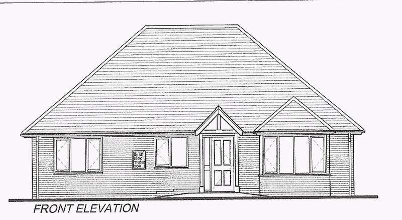 2 Bedrooms Bungalow for sale in Attractively Styled New Build Detached Bungalow