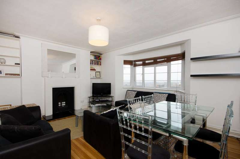 4 Bedrooms Flat for sale in Leigham Hall, Streatham Hill, SW16