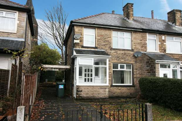 3 Bedrooms Terraced House for sale in Bailey Wells Avenue, Bradford, West Yorkshire, BD5 9EA
