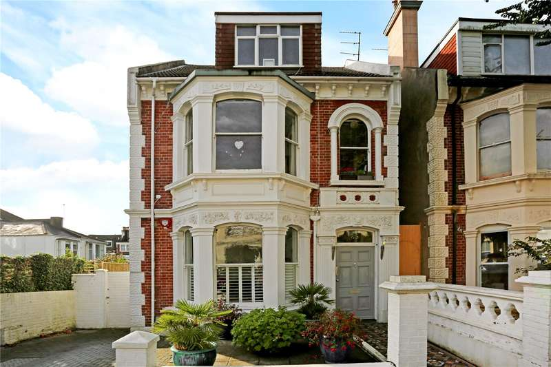 2 Bedrooms Flat for sale in Hartington Villas, Hove, East Sussex, BN3
