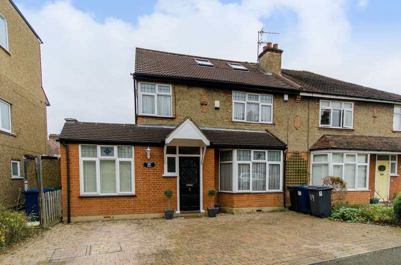 4 Bedrooms House for sale in Crescent Road, East Barnet, EN4