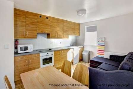 5 Bedrooms Flat for rent in Mulberry Court, Bevois Valley Road - Portswood - Southampton