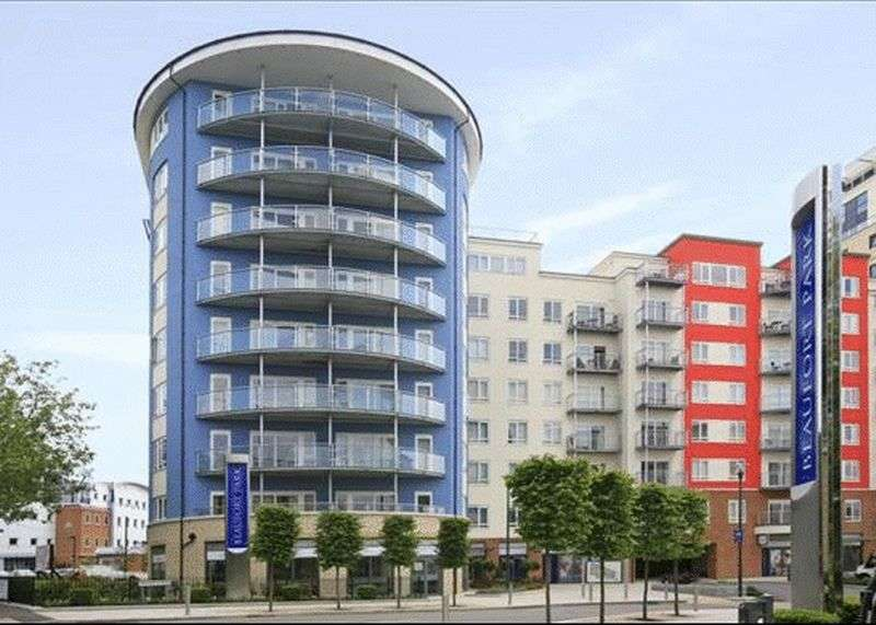 3 Bedrooms Flat for sale in Heritage Avenue, Beaufort Park, Colindale, London, NW9