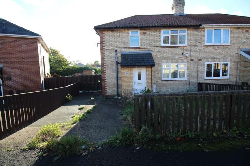 3 Bedrooms Semi Detached House for sale in South Grove, Ryton, NE40