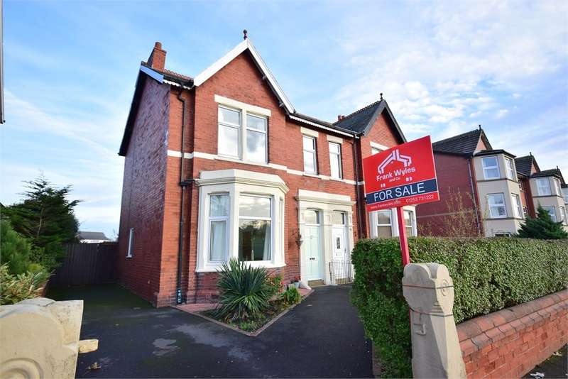 5 Bedrooms Semi Detached House for sale in Park View Road, Lytham St Annes, FY8