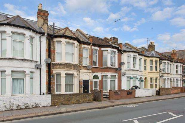 2 Bedrooms Apartment Flat for sale in Townmead Road, London, SW6