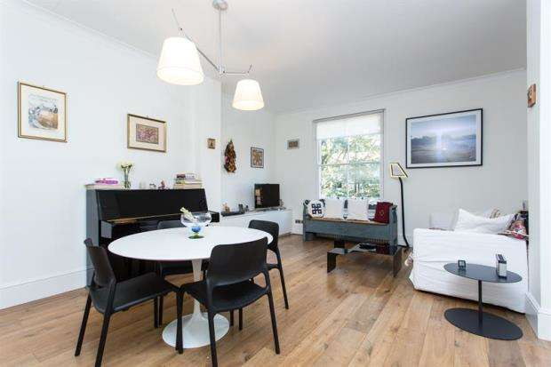 2 Bedrooms Apartment Flat for sale in Oxford Gardens, London, W10