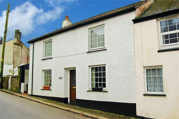3 Bedrooms Semi Detached House for sale in Bank Street, St Columb, Cornwall