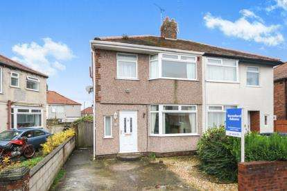 3 Bedrooms Semi Detached House for sale in Pen Y Maes Gardens, Pen Y Maes, Holywell, Flintshire, CH8