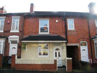 Terraced House for sale in Ivanhoe Street, Dudley, West Midlands