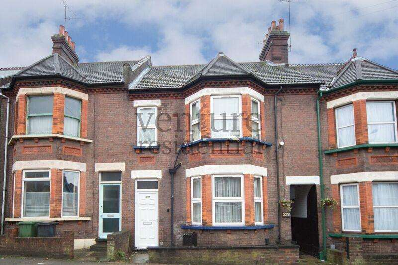 4 Bedrooms Terraced House for sale in High Town Road, Luton, LU2 0DN