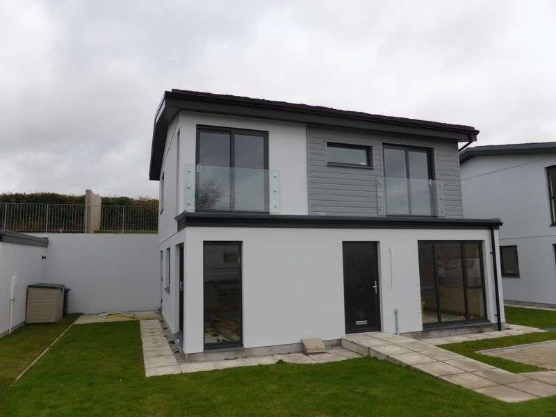 4 Bedrooms Detached House for sale in Upper Polmear, Par