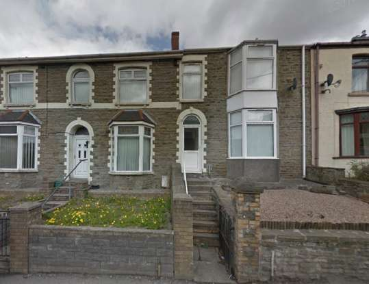 2 Bedrooms Terraced House for sale in Gladstone Street, Abertillery, Gwent, NP13 1NY