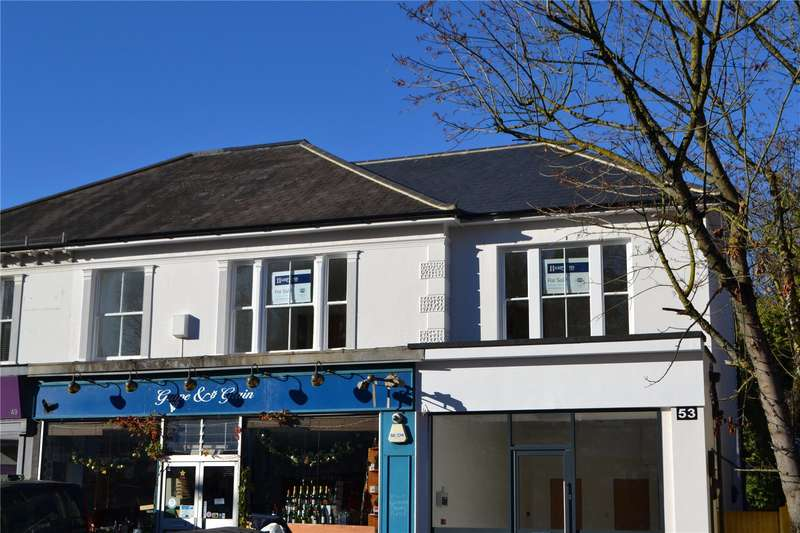 2 Bedrooms Flat for sale in The Broadway, Haywards Heath, West Sussex, RH16