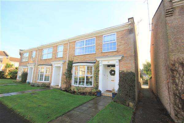 3 Bedrooms End Of Terrace House for sale in Wedgwood Drive, Poole