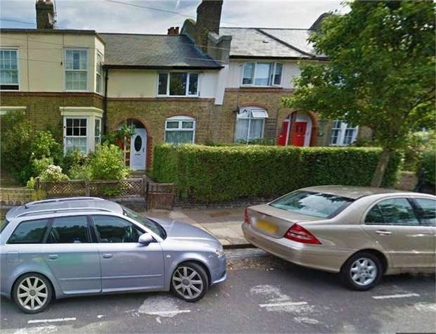 2 Bedrooms Terraced House for sale in Lessingham Avenue, London