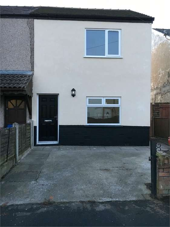 2 Bedrooms End Of Terrace House for sale in Holborn Avenue, Wigan, Lancashire