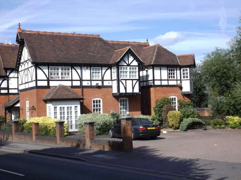 2 Bedrooms Flat for sale in Roding Hall, 1 Ongar Road, Romford, Essex, RM4