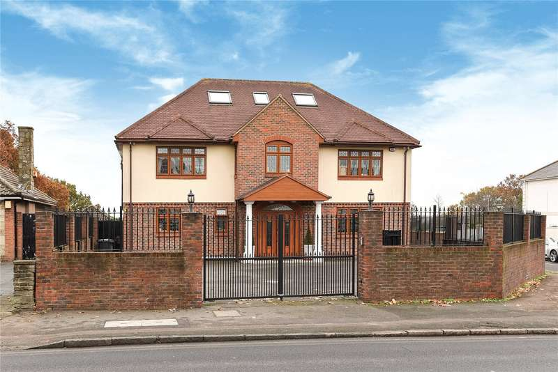 8 Bedrooms Detached House for sale in Manor Road, Chigwell, Essex, IG7