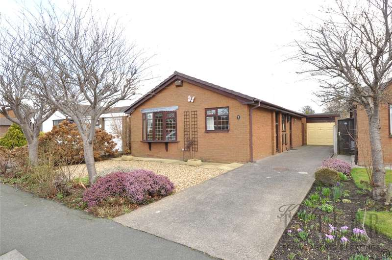 3 Bedrooms Detached Bungalow for rent in Mere Park Road, Greasby, Wirral
