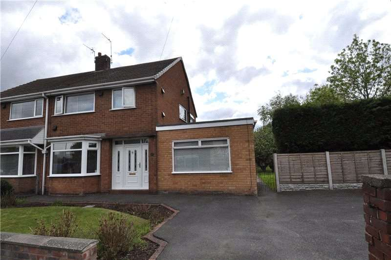 3 Bedrooms Semi Detached House for rent in Manor Drive, Upton, Wirral