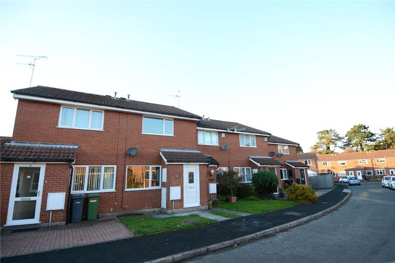 2 Bedrooms Terraced House for rent in Madeley Drive, West Kirby, Wirral