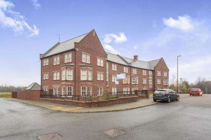 2 Bedrooms Flat for sale in Jodrell Drive, Grappenhall Heyes, Warrington, Cheshire