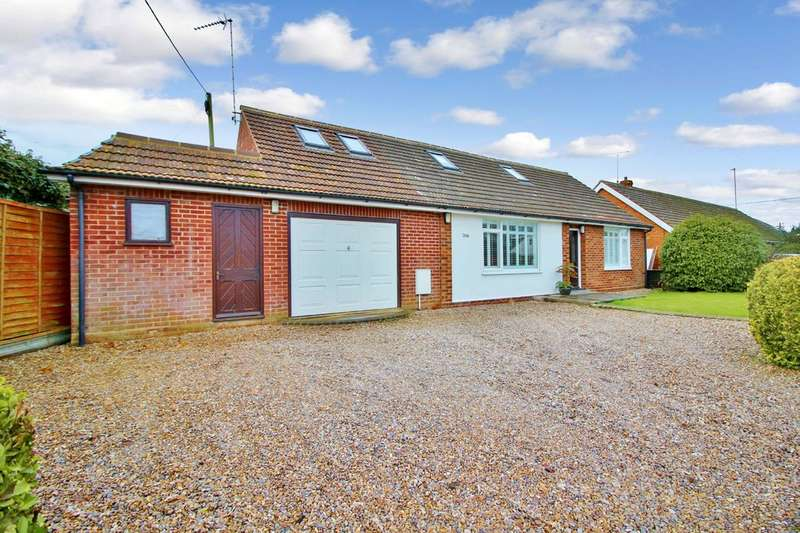 3 Bedrooms Chalet House for sale in Lilian Road, Spixworth