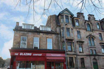 3 Bedrooms Flat for sale in Robertson Street, Greenock