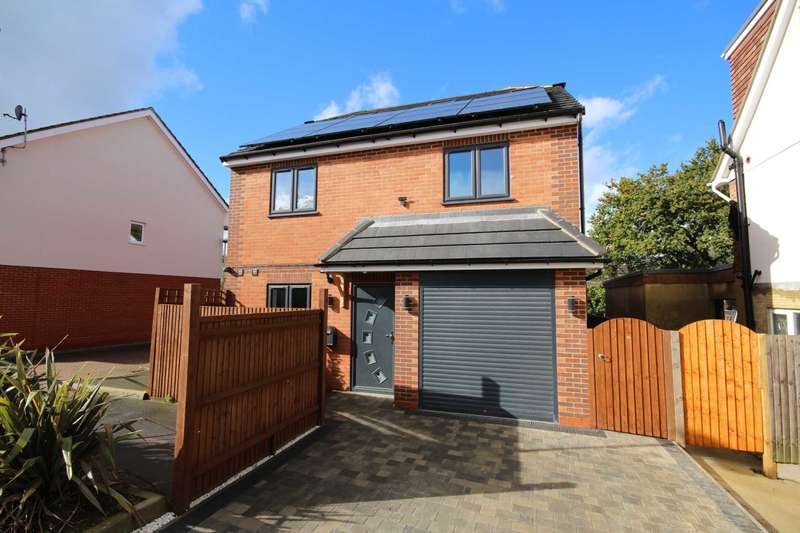 4 Bedrooms Detached House for sale in Keepers Farm Close, Windsor