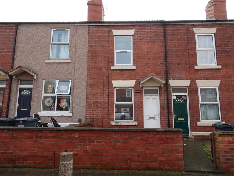 2 Bedrooms Property for sale in 43 Bethel Road, Eastwood, Rotherham, S63 1QU