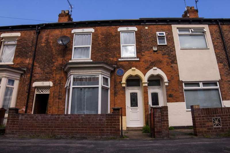 4 Bedrooms Terraced House for sale in Washington Street, Hull, HU5 1PN