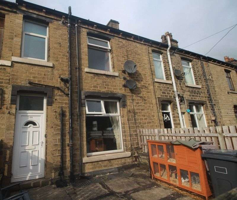 2 Bedrooms Terraced House for sale in Manchester Road, Linthwaite