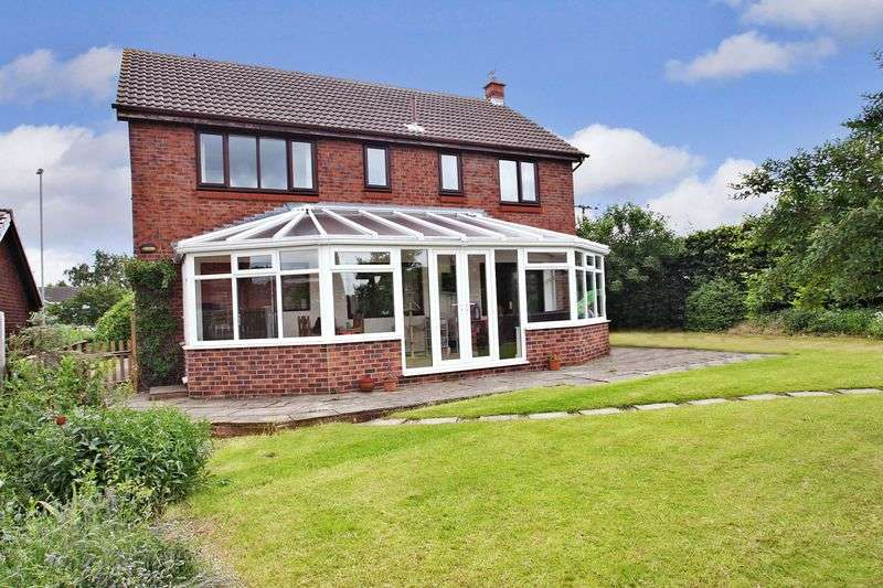 5 Bedrooms Detached House for sale in Dale Court, Pontefract