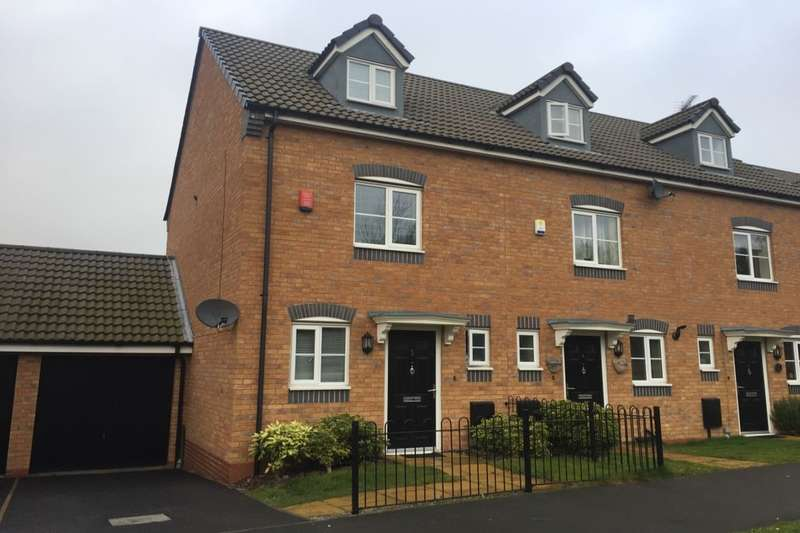 3 Bedrooms Property for sale in Harvest Lane, Huthwaite, Sutton-In-Ashfield, NG17
