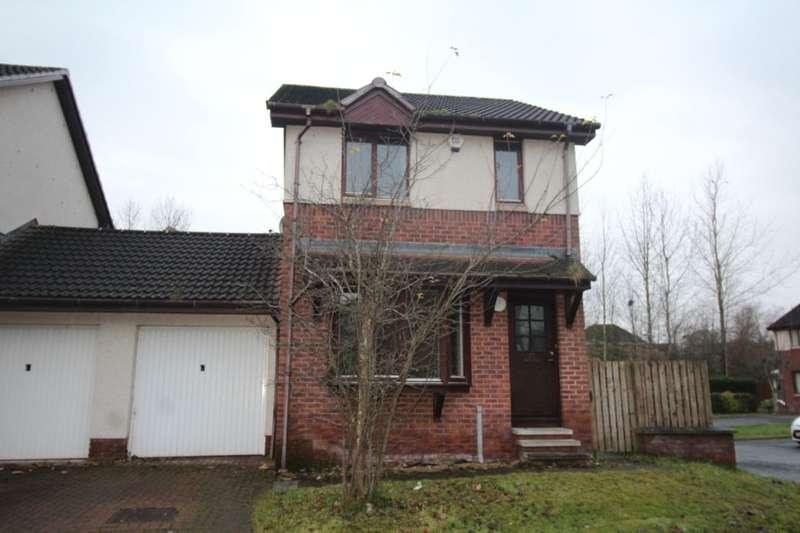 3 Bedrooms Property for sale in Kaims Brae, Livingston Village, Livingston, EH54