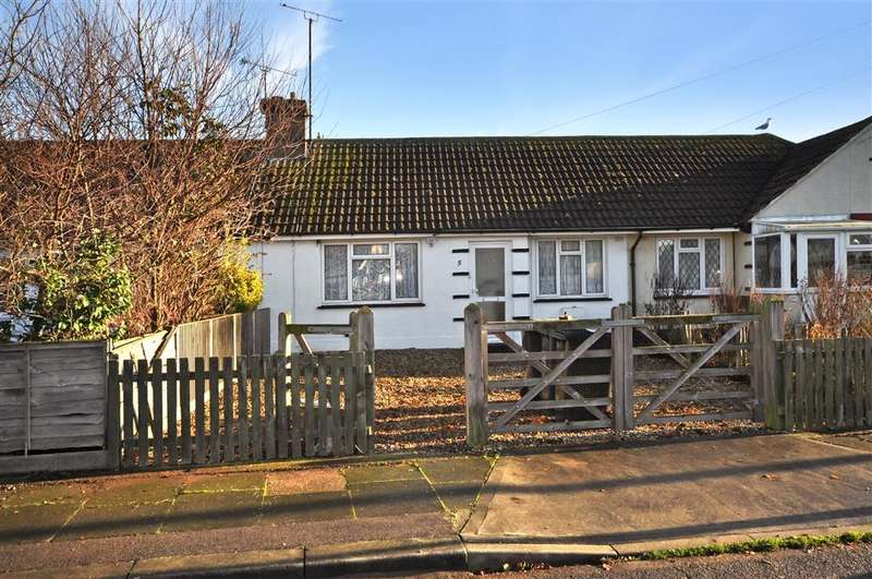 1 Bedroom Terraced Bungalow for sale in The Grove, Herne Bay, Kent